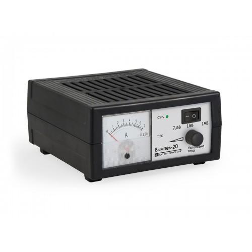 Зарядное устройство Вымпел-20 для мотоциклетных и автомобильных аккумуляторов