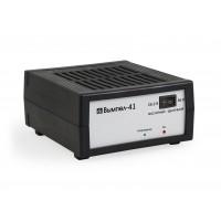 Автоматическое зарядное устройство Вымпел-41 (12В/24В, AGM, GEL, 150-800А/ч)