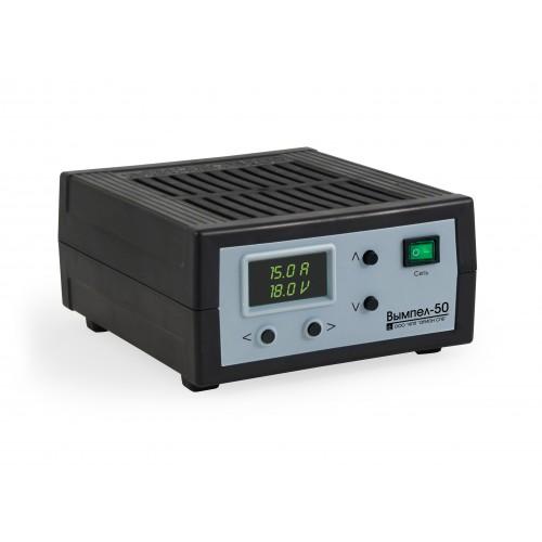 Зарядное устройство для автомобильного аккумулятора Вымпел-50