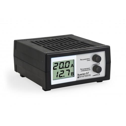 Зарядное устройство для аккумулятора с индикацией Вымпел-57