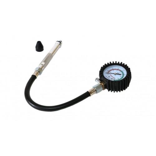 Компрессометр универсальный TOPAUTO 11417 (бензиновый, кейс)
