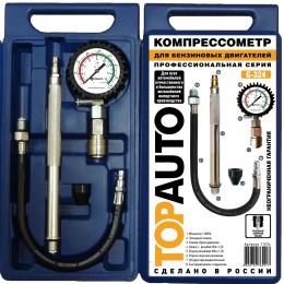 Компрессометр для бензиновых ДВС ТопАвто G-324    11534