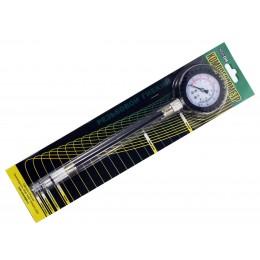 Компрессометр резьбовой гибкий КМ-04