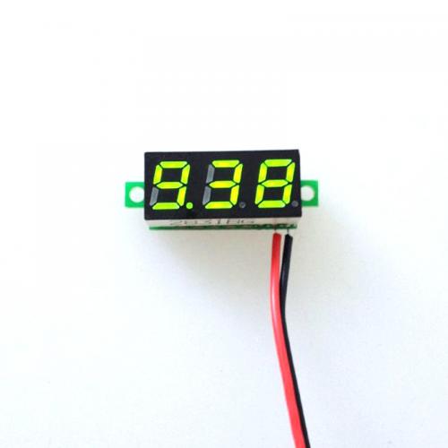 Плата вольтметра ( 3.5 - 30 V )