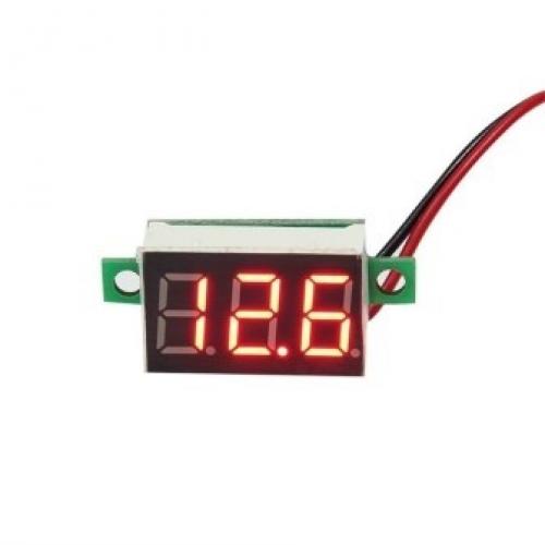 Плата вольтметра ( 5 - 30 V )