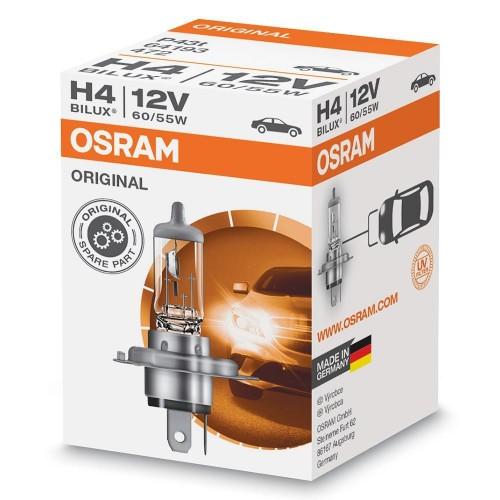 ЛАМПА OSRAM 12В, 60 ВТ, H-4
