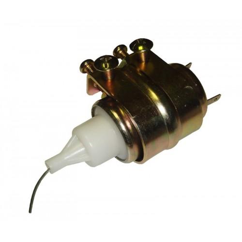 Электромагнитный активатор замка багажника