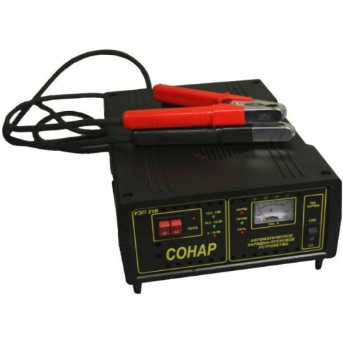 Пуско-зарядное устройство СОНАР УЗП 210
