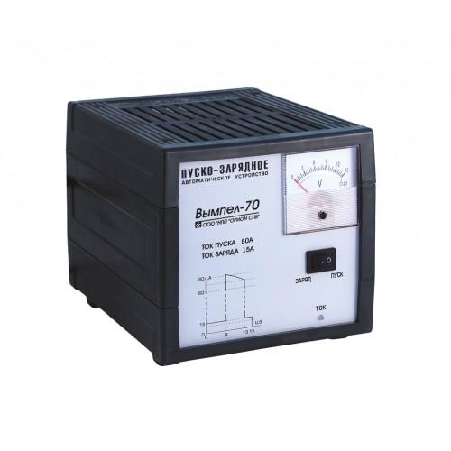 Пуско-зарядное устройство Вымпел-70, пусковой ток 80А