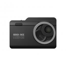 Радар-детектор + видеорегистратор Sho-me Combo Slim Signature (GPS / ГЛОНАСС)