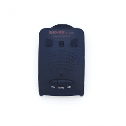 Радар-детектор Sho-me G-700 с GPS модулем