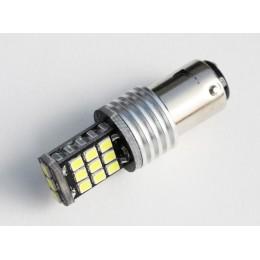 Светодиодная лампа P21/5W (BA15D-1157) 21SMD (2835) WHITE