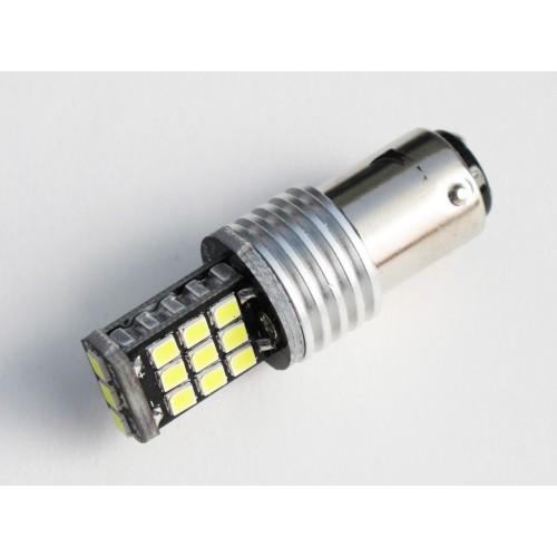 Светодиодная лампа P21/5W (BA15S-1156) 21SMD (2835) WHITE