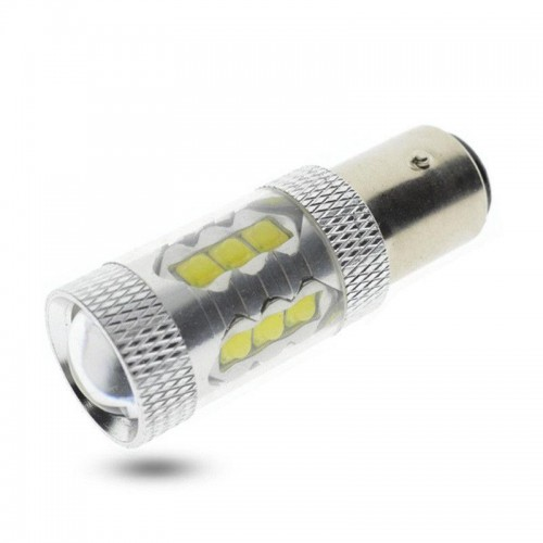 Светодиодная лампа P21W (BA15D-1157) 14SMD (2835) CREE WHITE