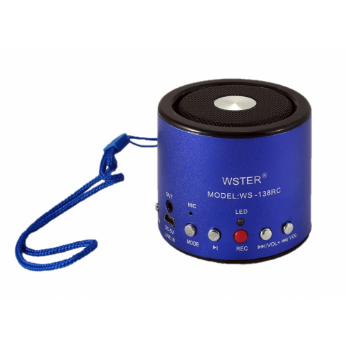 Speaker WS-138RC