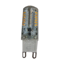 Светодиодная лампа Вымпел G9, 12В, 3W, теплый/белый свет