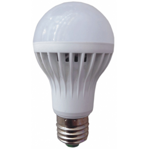 Лампа A57, E27, 5.5W, теплый/холодный свет