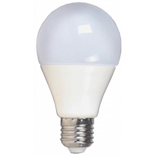 Лампа A65, E27, 12W, теплый/холодный свет