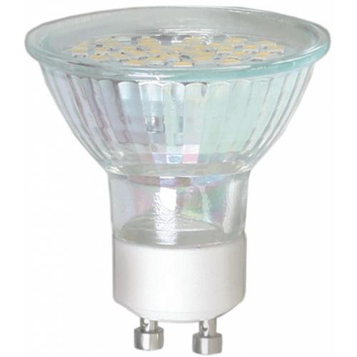 Лампа MR16, GU10, 4W, холодный свет