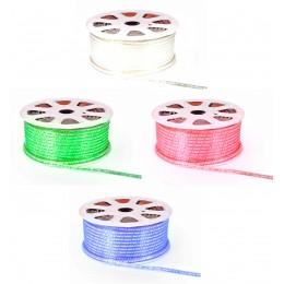 Светодиодная лента 60 LED3528, 220В, 1м, IP65, разные цвета