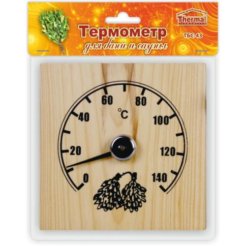 Термометр для бани и сауны ТБС-43