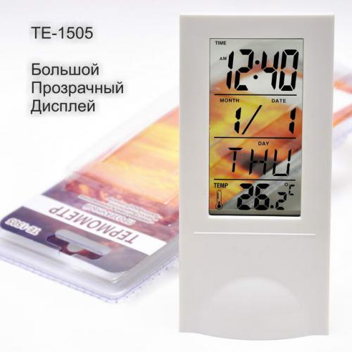 Термометр прозрачный ТЕ-1505