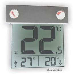 Термометр прозрачный ТЕ-1521