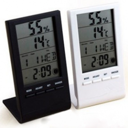 Термометр-гигрометр (метеостанция) ТЕ-822