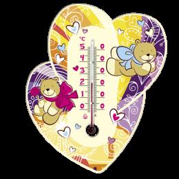 """Комнатный термометр """"Валентинка"""""""