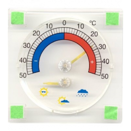 Термометр для пластиковых окон ТС-22