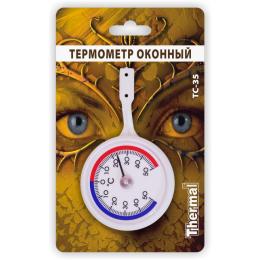 Термометр оконный ТС-35