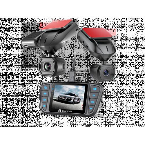 Видеорегистратор Bluesonic BS-F010 «Спрут»