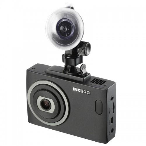 """Видеорегистратор INTEGO Magnum 2.0 FHD 1080p экран 3,5"""" с радар-детектором и GPS"""