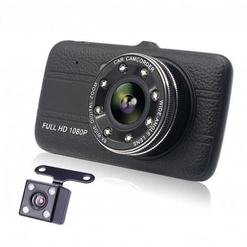 Видеорегистратор H28 (с камерой заднего вида)